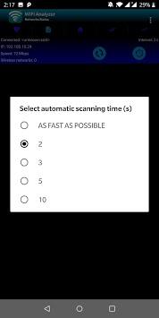 Wifi Analyzer - Network Analyzer APK screenshot 1