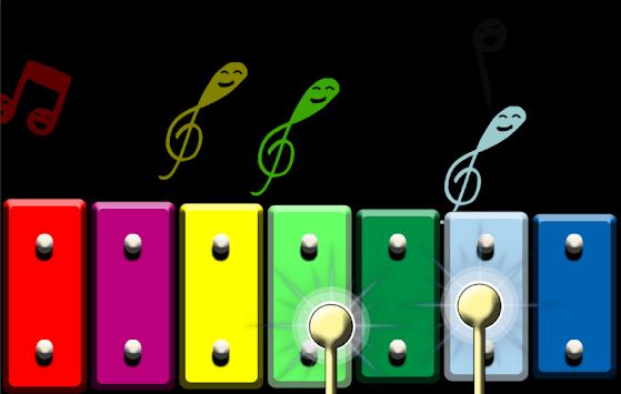 Xylophone For Babies APK screenshot 1