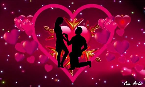Love Romance wishes GIF APK screenshot 1