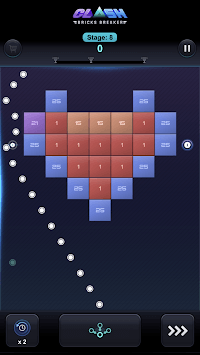 Bricks Breaker Clash APK screenshot 1