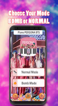 Piano BTS Game - Boy With Luv APK screenshot 1