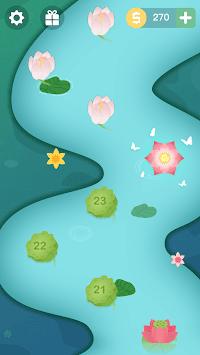 Word Flower - Connect Cross Word Game APK screenshot 1