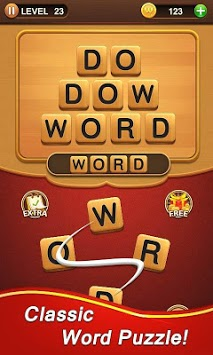 Word Talent: Classic Word Puzzle Game APK screenshot 1