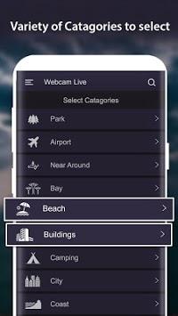 World Live Camera Viewer : Webcam, Earth cam APK screenshot 1