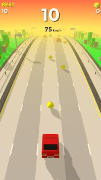 🥇 Car races for children APK screenshot 1