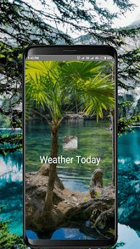 Weather forecast Live APK screenshot 1