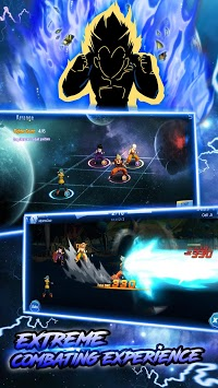 League of Fighters APK screenshot 1