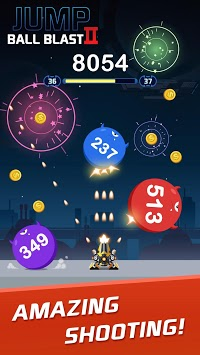 Jump Ball Blast Ⅱ APK screenshot 1
