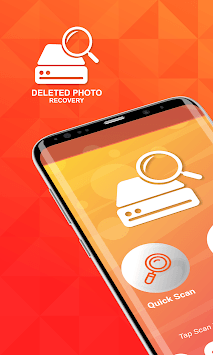 Deleted Photo Recovery Free APK screenshot 1