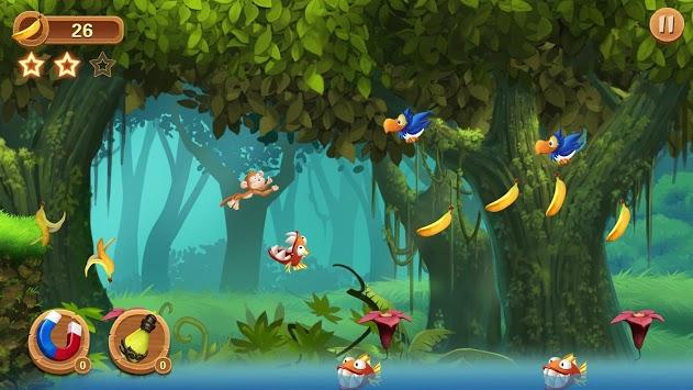Jungle Monkey - Jungle World APK screenshot 1