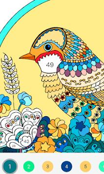 Color Me – Color by Number APK screenshot 1