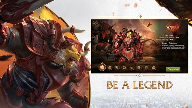 Era of Legends - Fantasy MMORPG in your mobile APK screenshot 1