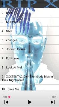 XXXTENTACION - BEST SONGS APK screenshot 1