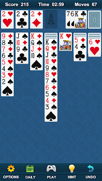 Solitaire APK screenshot 1