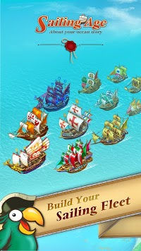 Sailing Age - Merge Ship APK screenshot 1