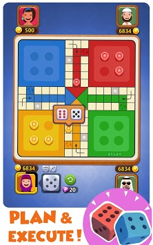 Ludo All Star: Online Classic Board & Dice Game APK screenshot 1