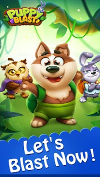 Puppy Blast™ : Journey of Crush APK screenshot 1