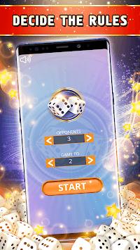 Yatzy Offline - Single Player Dice Game APK screenshot 1