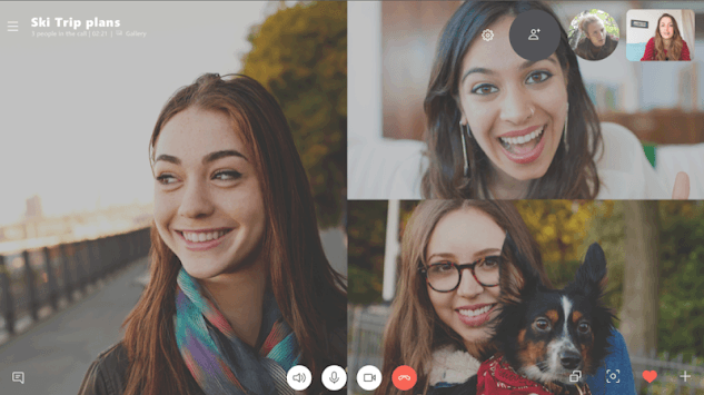 imo Video calling & chat 2019 APK screenshot 1
