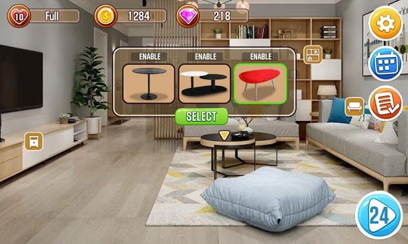 Dream Home Designer - Design Your Home 3D APK screenshot 1