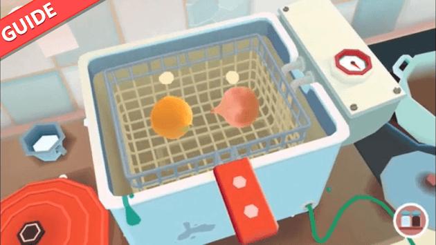 Kitchen Game Guide & Tips APK screenshot 1
