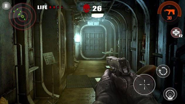 Zombie Empire- Left to survive in the doom city APK screenshot 1