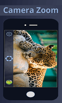 camera zoom HD APK screenshot 1