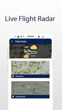 Flight Radar & Flight Tracker APK screenshot 1