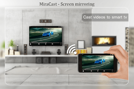 Miracast for Android to tv : Wifi Display APK screenshot 1