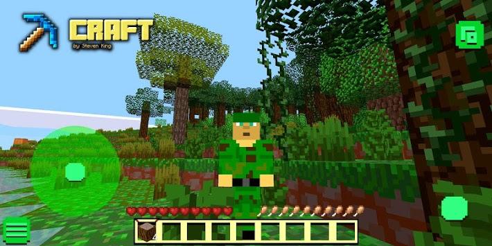 JUST CRAFT APK screenshot 1