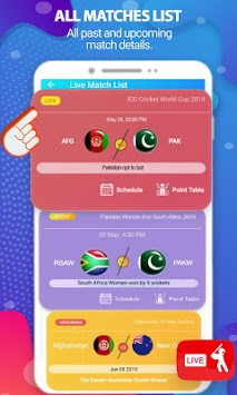 CricJoss™ - Cricket Live Line, Live Score & News APK screenshot 1