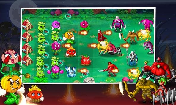 Angry Plants APK screenshot 1