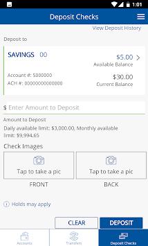 CUofCO Mobile Banking APK screenshot 1