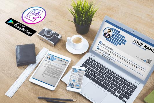 free resume maker cv maker templates formats app apk