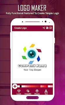 Logo Maker Free APK screenshot 1