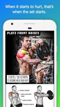 Gym Fitness & Workout: Lose Weight, Build Muscle APK screenshot 1