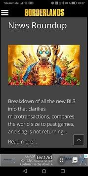 Companion for Borderlands APK screenshot 1