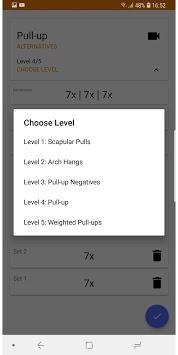 Progressive Workouts APK screenshot 1