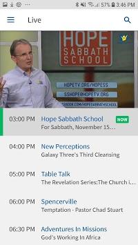 Hope Channel APK screenshot 1
