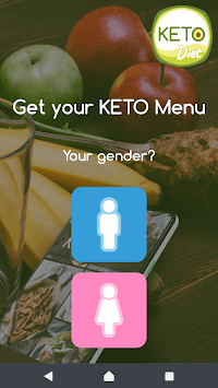 Keto Diet Plan 30Day Weight loss Menu with Recipes APK screenshot 1