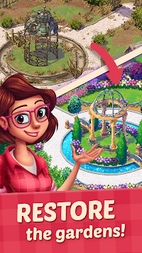 Lily's Garden APK screenshot 1