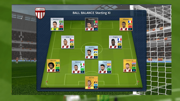 Victory Dream League 2019 Soccer Tactic to win DLS APK screenshot 1