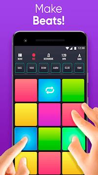 Drum Pad - music & beat maker APK screenshot 1