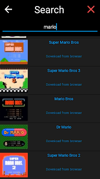 NES Emulator - Best Emulator For NES 2019 APK screenshot 1