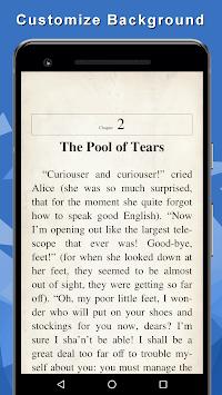 EPUB Reader for all books you love APK screenshot 1