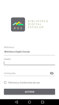 Biblioteca Digital Escolar CRA APK screenshot 1