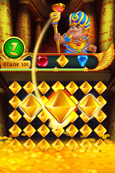 Egypt Pharaoh Jewels APK screenshot 1