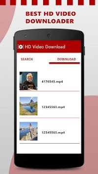 Full Movie HD Videos Player APK screenshot 1