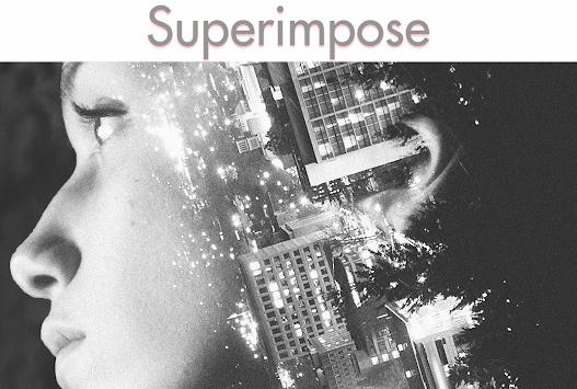 Superimpose Photo Editor APK screenshot 1