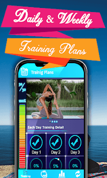 Lose Belly Fat For Female : Lose Weight 28 Days APK screenshot 1